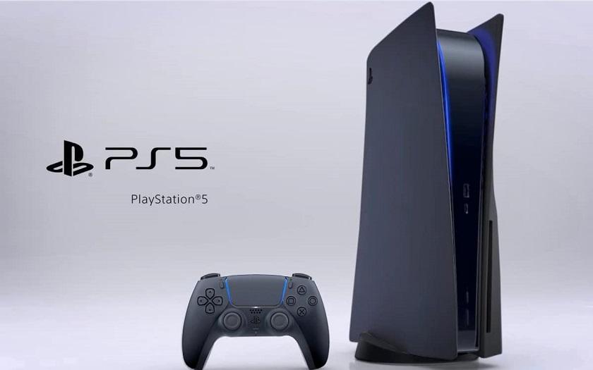 PS5 noire