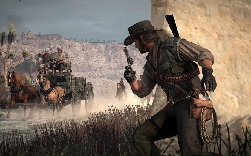 Red Dead Redemption Remake