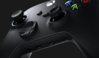 Xbox Series X : la manette sera compatible avec la Xbox One