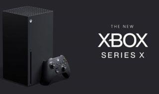Xbox Series X : date de sortie, prix et fiche technique