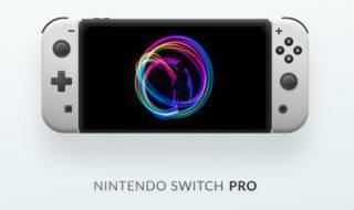 Nintendo Switch Pro : son annonce serait imminente et sa sortie prévue pour septembre 2021