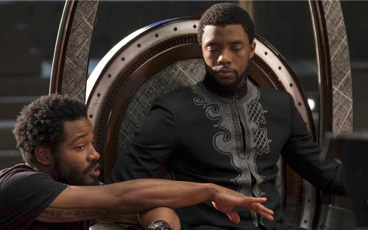 Chadwick Boseman : Black Panther