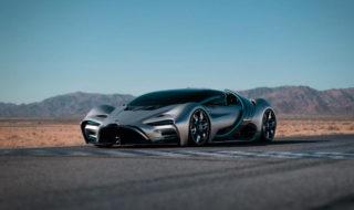 Hyperion XP-1 : ce supercar boosté à l'hydrogène offre plus de 1600 km d'autonomie