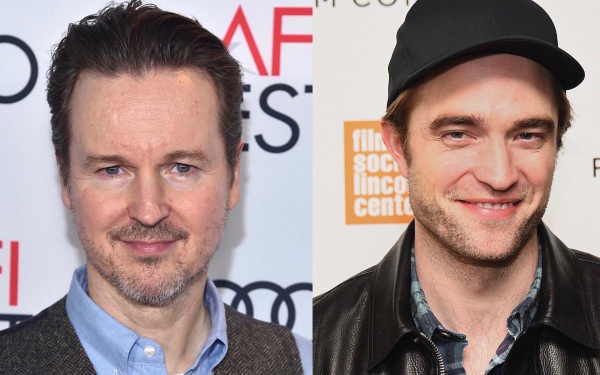 Matt Reeves et Robert Pattinson