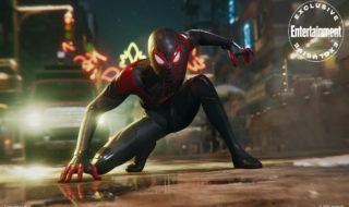 Spider-Man Miles Morales : voici les différences entre la PS4 et la PS5