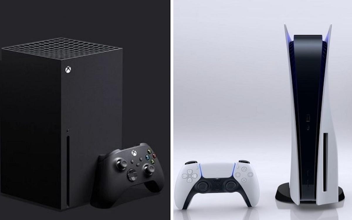 Xbox Series X et PS5