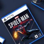 Boîte Spider-Man PS5