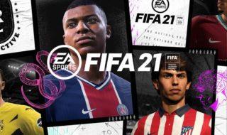 FIFA 21 : surprise ! La mise à niveau PS5 / Xbox Series déboule avec un jour d'avance