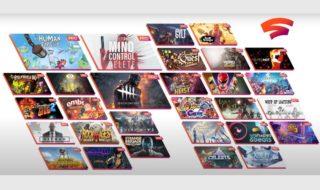 Google Stadia Pro octobre 2020 : les jeux gratuits du mois