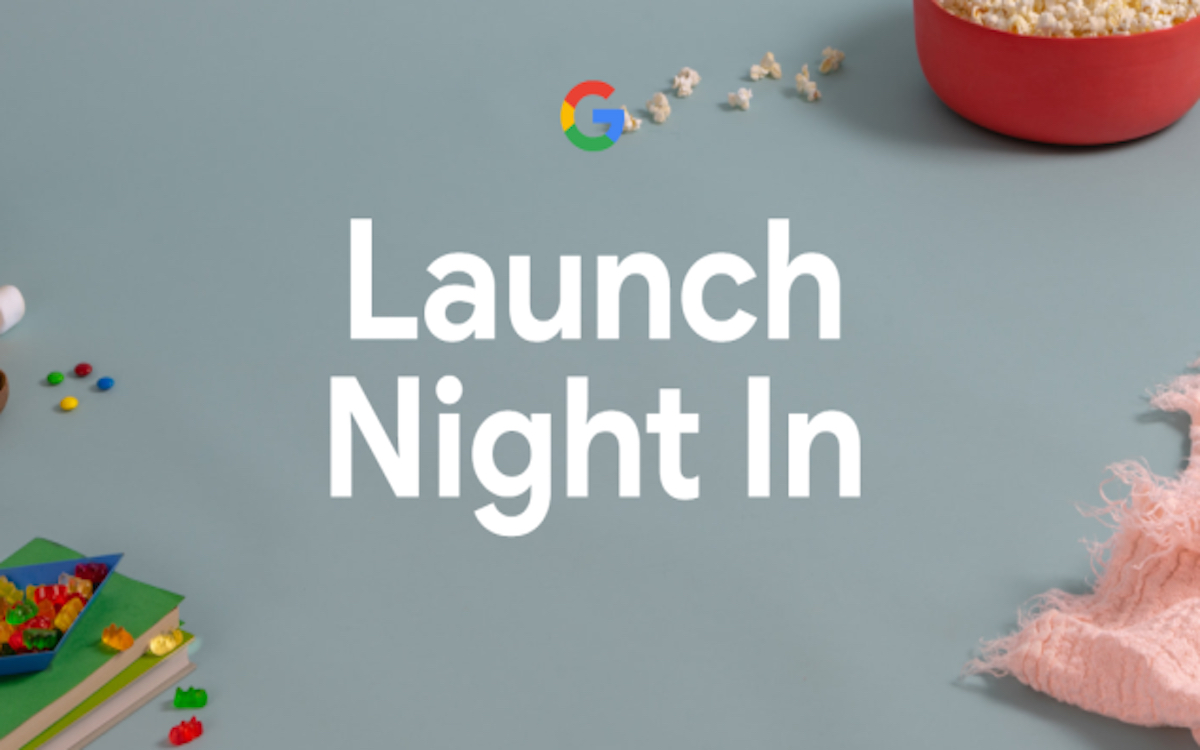 Launch Night In Google