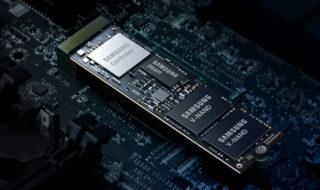 Samsung SSD 980 Pro : jusqu'à 7 Go/s en lecture, deux fois plus que le 970 Pro
