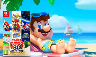 Super Mario 3D All-Stars : le jeu bat déjà des records de ventes sur Amazon US