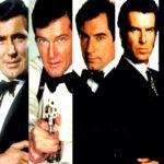 Tous les James Bond