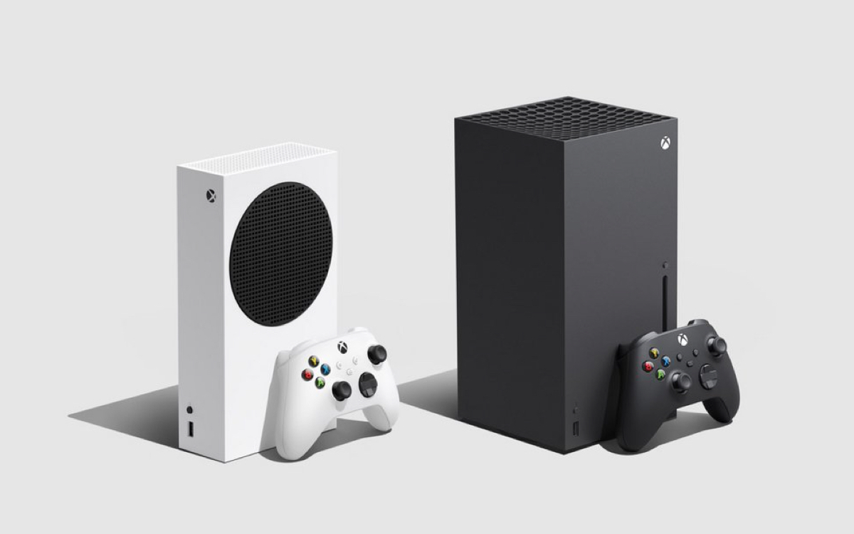 Xbox Series S différence Xbox Series X