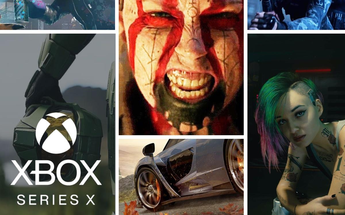 Xbox Series X jeux