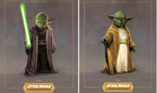 Star Wars : voici les premières images de Yoda lorsqu'il était jeune