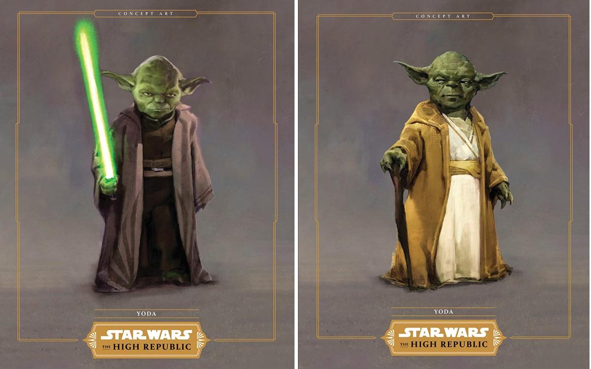 Yoda Jeune