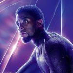 Black Panther : Chadwick Boseman