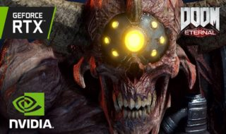 Nvidia : la GeForce RTX 3080 comparée à la RTX 2080 Ti sur Doom Eternal 4K