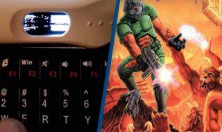 Doom : le tout premier jeu vient d'être porté… sur un test de grossesse