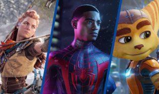 PS5 jeux : la liste complète des exclusivités