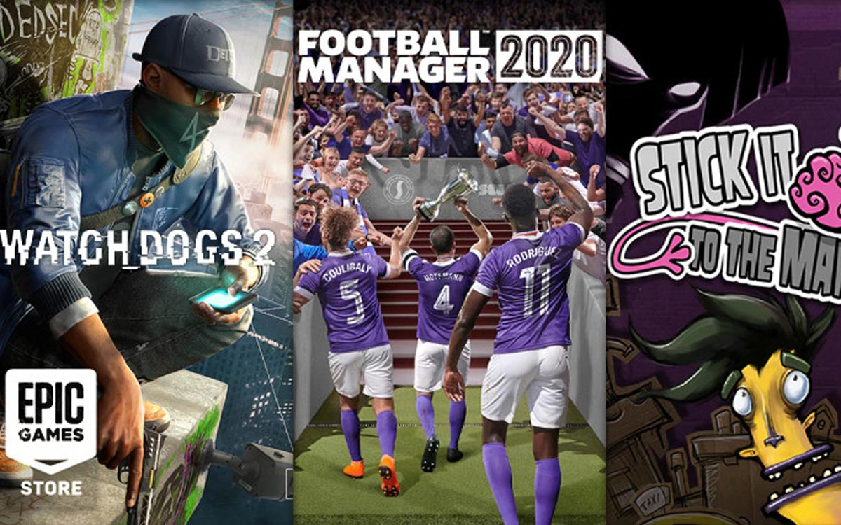 Football Manager 2020 déboule sur l'Epic Games Store