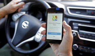 Google Maps : la nouvelle interface du mode conduite s'inspire d'Android Auto