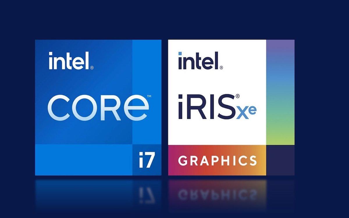 Intel Core Iris Xe