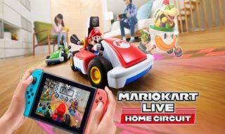 Avec Mario Kart Live : House Circuit, transformez votre salon en circuit de course