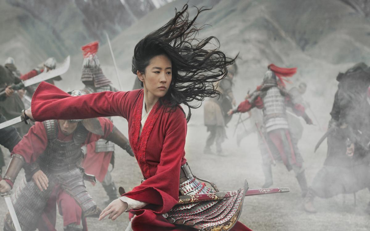 Mulan sur Disney en France le 4 décembre 2020