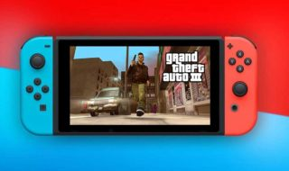 Nintendo Switch GTA 3