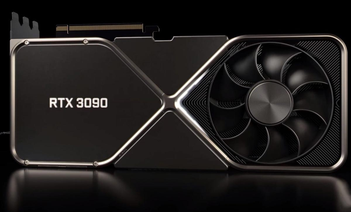 Nvidia GeForce RTX 3090 vs RTX 3080