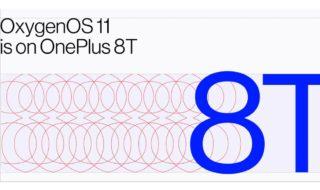 OnePlus 8T sous OxygenOS 11 : premier smartphone avec Android 11 en dehors des Pixel