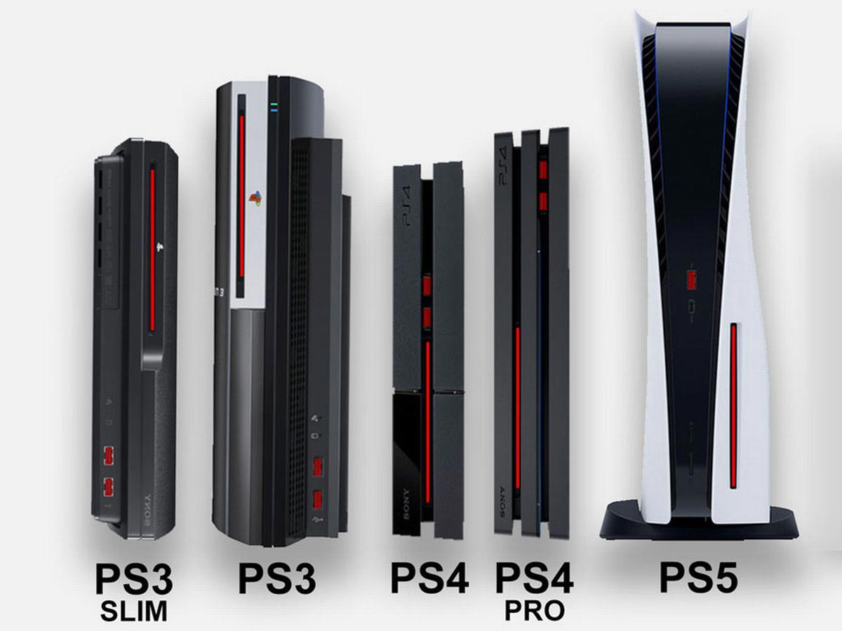 PS5 taille