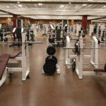 Salle de sport covid-19