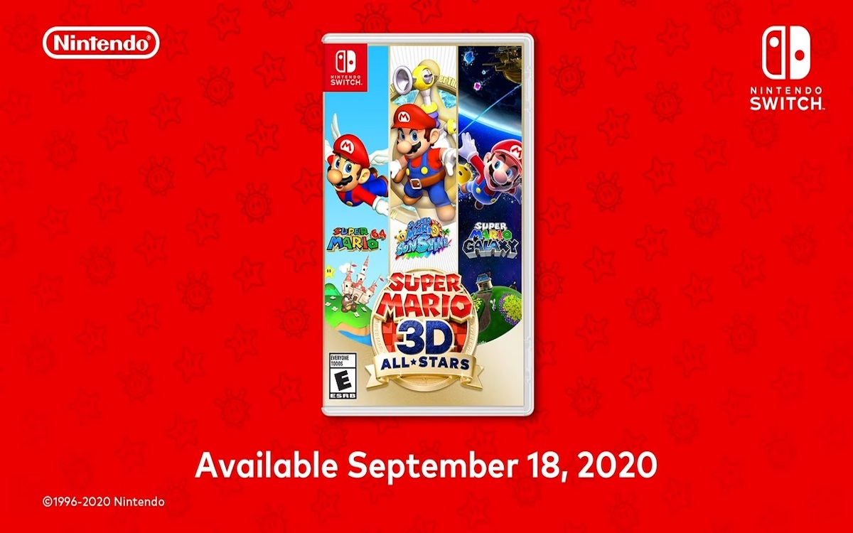 Super Mario 3D All-Star Nintendo Switch