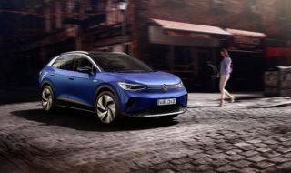 VW ID4 : Volkswagen présente son SUV électrique, plus de 500 km d'autonomie