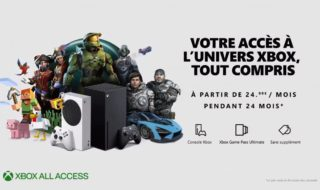 Xbox All Access : l'abonnement Series X coûtera 32,99 € par mois en France