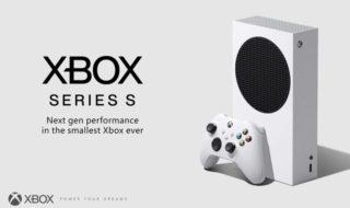 Xbox Series S : date de sortie, prix et fiche technique
