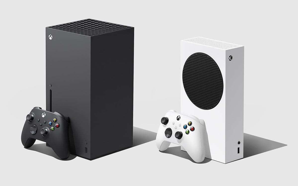 Xbox Series S : design