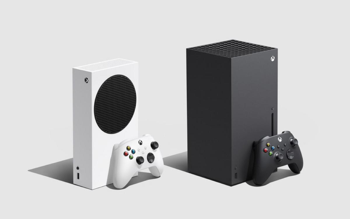 Xbox Series S et X précommande