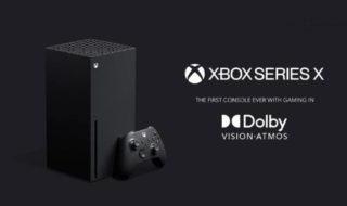 Xbox Series X : Dolby Visoon