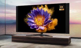 Xiaomi Mi TV Master Extreme : un nouveau téléviseur 8K aux dimensions impressionnantes