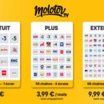 Molotov enrichit ses offres