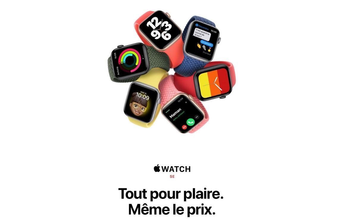 Apple Watch SE surchauffe