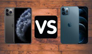 iPhone 11 Pro vs iPhone 12 Pro : quelles différences ?