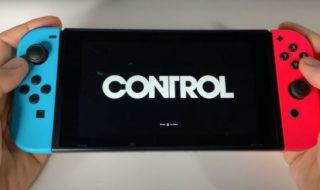 Nintendo Switch : vous pouvez jouer à Control grâce au cloud gaming