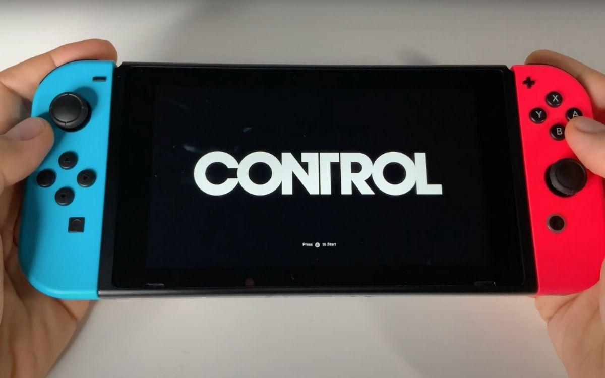 Control Cloud Version Nintendo Switch