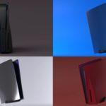 Couleurs alternatives pour la PS5