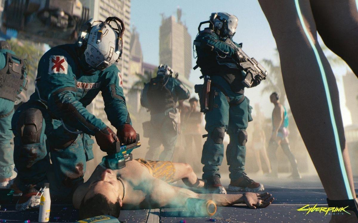 Cyberpunk 2077 repoussé pourquoi